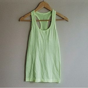 | lululemon | bright tank top